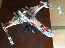 LEGO Star Wars 7191 UCS X-WING FIGHTER from 2000 almost complete NEAR-MINT cond.