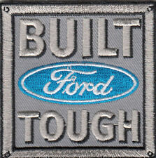 FORD TRUCK EMBROIDERED PATCH