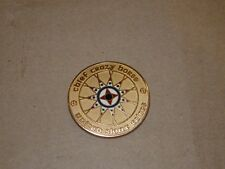 Winchester Commemorative Rifle Butt STOCK MEDALLION, Chief Crazy Horse, New, !