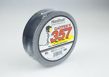 Nashua 357 Gaffer Tape Black - 48mm x 40mtr.  Carton of 12 rolls.