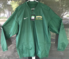 BAYLOR BEARS Nike TRACK and FIELD WindBreaker/Jacket Size XL NEW w Tags