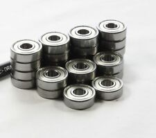 4 TILITE WHEELCHAIR FRONT CASTER WHEEL BEARINGS, STAINLESS.