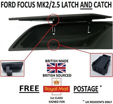 Ford Focus MK2 Dashboard Storage Compartment Lid Box Catch Lock Repair Kit Clip