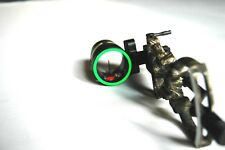 2017 Extreme Archery EXR Ranger 1000 Bow Sight 1 (.019) Pin Lost AT Camo