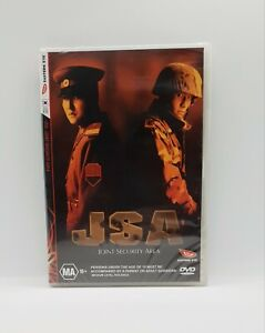 JSA - Joint Security Area (2000) NEW/SEALED RARE All Region DVD South Korea