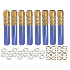 AirCooled Pushrod Tubes Aluminum Spring Loaded Set of 8