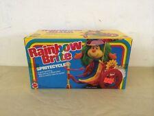 1983 Rainbow Brite Spritecycle No. 7988 Mattel Sprite Cycle Nos Unopened Vintage