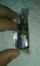 Hard Rock Cafe, Mini Guitar Series, Miami, Florida 2001Guitar Pin!
