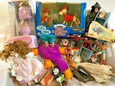 New listing Junk Drawer, Vintage & Antique Toys, Disney, Trolls, Dudley DoRight