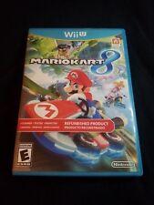 Mario Kart 8 Nintendo Refurbished (Wii U, 2014)