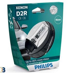 Philips XtremeVision gen2 D2R 85V 35W Xenon Auto Lampe 4800K 1 Stück 85126XV2S1