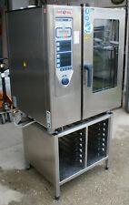 Rational CPC 101 Kombidämpfer 10 Einschübe 19 kW mit Untergestell 2x 7 Aufl. /B