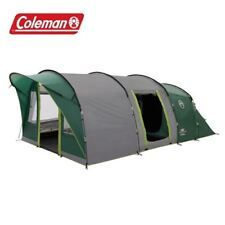 Coleman Pinto Mountain 5 Plus Tent - New for 2018 Family Group Camping Tent