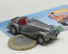 Wiking 828-1d:  BMW 328 Cabrio, 1938,  silber met.    (174)