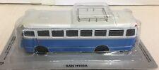 EX MAGAZINE AUTOBUS SAN H-100A COACH KULTOWE AUTA PRL 1-72 SCALE JM18