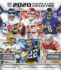 2020 Panini NFL Sticker Collection - Complete Your Collection (1 - 399)