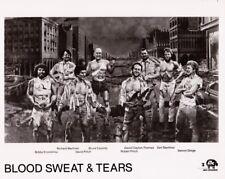Vintage Press Photograph BLOOD SWEAT & TEARS - MCA RECORDS