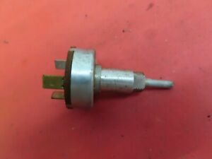 1940's 50's Everhot  brand heater switch aftermarket NOS B-4-6