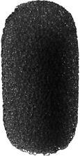 Monacor WS-200/SW - Mikrofon-Windschutz, schwarz f. Headsetmikrofone, Ø 2-4mm