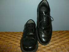 Rockport Black Oxfords Wingtips Men's US 8