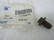 NOS 1992-2012 GM Front Axle & Axle Center Plug (M12 x 1.5)  GM 15588374  dp