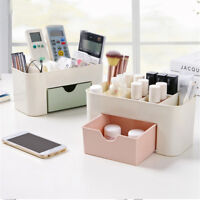 Women Cosmetic Organizer Acrylic Makeup Drawer Holder Case Box Storage Clear