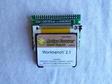 Disco Duro 4GB. Hard Disk, Amiga 600 Workbench 2.1. WHDLoad
