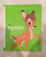 Disney : Bambi Disney Movie Classics, A Special Hallmark Collection Hardcover