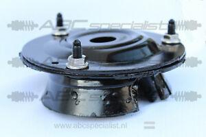 NEW Mercedes CL500 CL600 C215 ABC Shock strut Front TOP MOUNT rubber plate Left