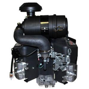 "Kawasaki Engine 27hp Twin Cylinder 1 1/8""x4-3/8"" Keyed Shaft ES O_ FX850V-S12-S"