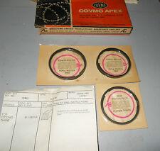Covmo (or England) Set of Piston Rings for Stock DKW Junior F11 Pistons. Std..
