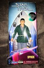 "Spock Playmates 9"" Star Trek Kay Bee Toys Exclusive Figure City on Edge Forever"