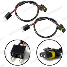 H7 Wire Harness for HID Ballast to Stock Socket Connector Plug