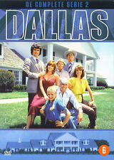 Dallas : Complete serie 2 (4 DVD)