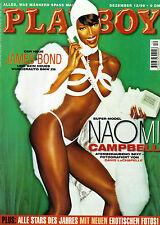 Playboy 12/1999   NAOMI CAMPBELL*   Dezember/1999
