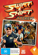 SWIFT & SHIFT COURIERS SERIES 2 (2-DVD SET) sbs tv comedy NEW Ian Turpie