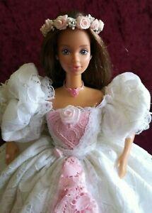 wunderschöne Vintage Barbie - Prinzessin Laura? - mit Traumkleid