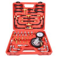 Universal Benzin Diesel Druckprüfer Manometer Einspritzpumpen Diagnose Tool Kit