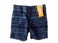 NWT Boys Gymboree Blue Safari blue prep fit adjustable waist shorts ~ 5