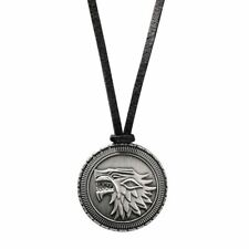 Game of Thrones Stark Shield House Pendant Necklace - Noble Collection