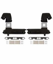 Barr Manifold Exhaust Kit for OMC V-8 GM Chevy 5.0-Liter and 5.7-Liter with End