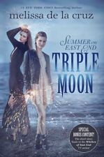Triple Moon (Summer on East End), de la Cruz, Melissa, Good Condition, Book