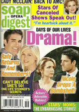 Soap Opera Digest Magazine - May 10, 2011 - Days of Our Lives, Rebecca Herbst