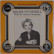 HELEN O'CONNELL w/ IRV ORTON ORCHESTRA: Uncollected Hindsight Jazz SEALED LP
