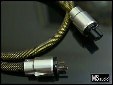 Valab OCC Single Crystal Copper Power Cord US Type