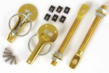 Competition Sliding Bonnet Pin Kit Gold Anodised Ally/Alloy Lightweight
