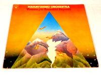 1975 Mahavishnu Orchesta Visions of Emerald Beyond LP Vinyl Record Album