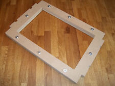 Ersatzspannrahmen für Tiefziehgerät Tiefziehen Kunststofftiefziehen Z-70