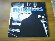INSTIGATORS Shock gun GERMAN LP WEIRD SYSTEM 1988 UK HARDCORE