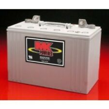 BATTERY MK GROUP 31 GEL,DEEP CYCLE,PORTABLE POWER.VAN.HOUSE 12V 97.6AH EACH
